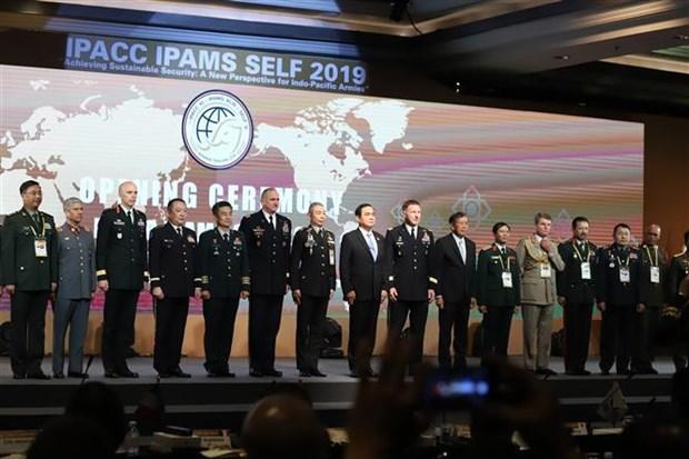 第11届印度太平洋陆军司令会议在泰国开幕 hinh anh 1
