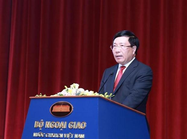 范平明:推动越南与中东和非洲国家关系走向深入 hinh anh 1