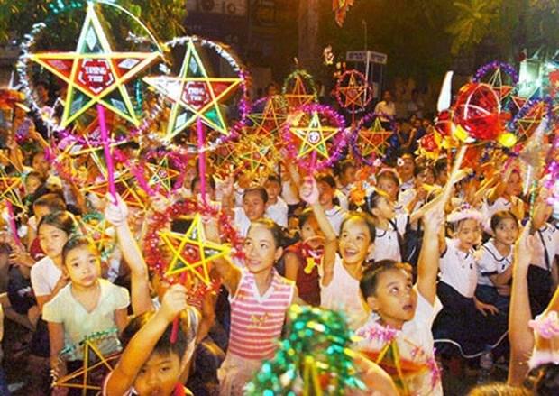 越共中央总书记、国家主席阮富仲向少年儿童致以中秋节贺信 hinh anh 2