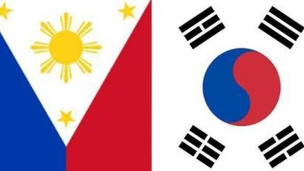 菲律宾与韩国将进行第四轮FTA谈判 hinh anh 1