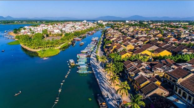 广南省会安市被评为世界最具魅力城市 hinh anh 2