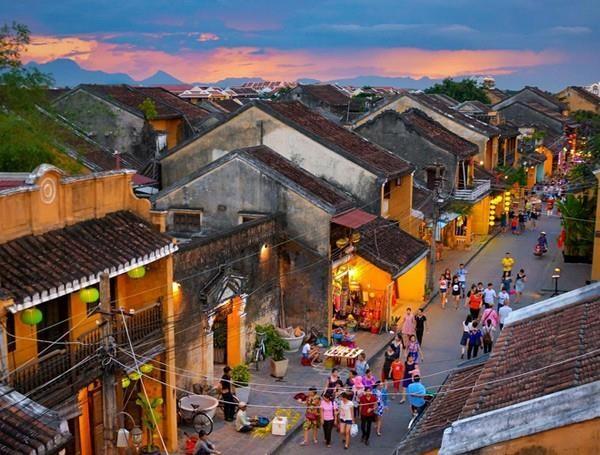 广南省会安市被评为世界最具魅力城市 hinh anh 1