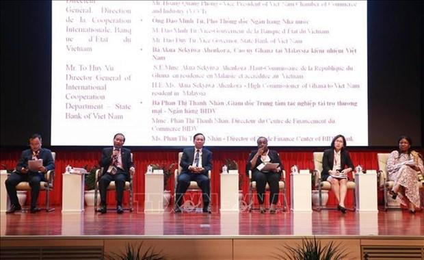 提高越南与中东、非洲贸易合作效率 hinh anh 1