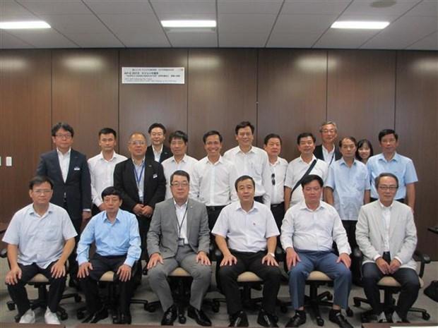 日本东丽公司希望扩大在越南的投资经营活动 hinh anh 2
