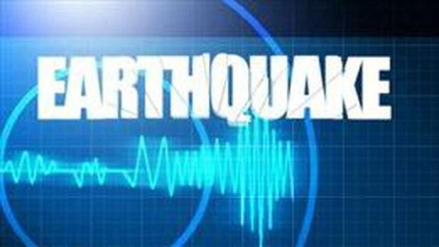 菲律宾南部发生强烈地震 hinh anh 1