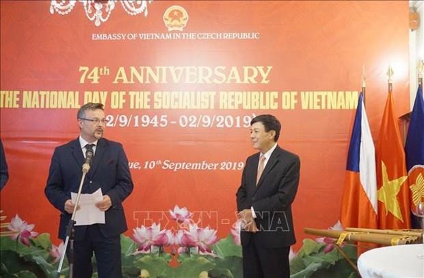 捷克外交部副部长:越南的国际地位日益提升 hinh anh 1