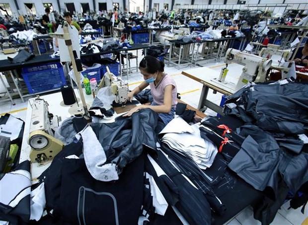 越南纺织服装企业订单数量下滑 hinh anh 2