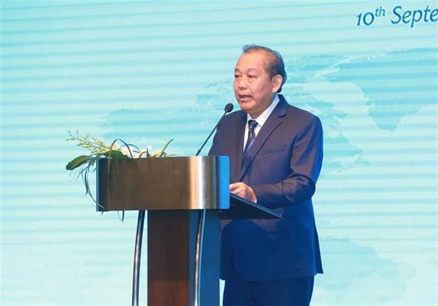 越南着力加强禁毒国际合作 hinh anh 2