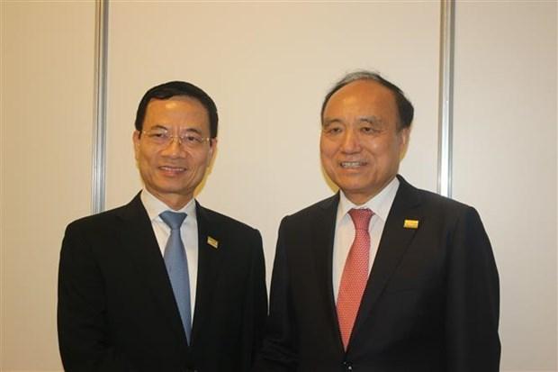 越南与匈牙利加强通信与信息技术领域的合作 hinh anh 2