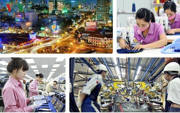越南——亚洲地区经济增速放缓背景下的一个亮点 hinh anh 1