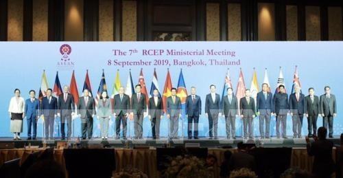 泰国相信RCEP谈判将在今年内结束 hinh anh 1