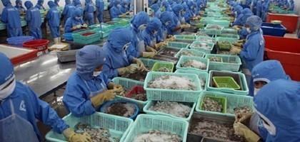 今年底越南虾类产品出口可能增加 hinh anh 2
