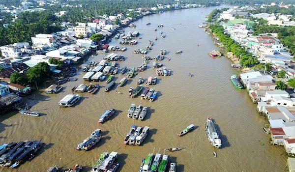 加强有关各方在越南与湄公河流域水电磋商过程中的作用 hinh anh 1
