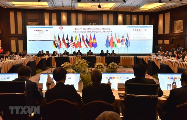 印度在RCEP谈判中采取保护本国工业利益的立场 hinh anh 1
