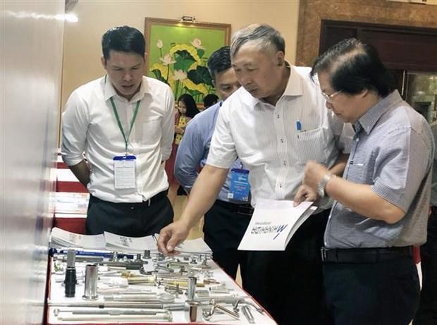 2019年第二届辅助工业供应商推介会在胡志明市举行 hinh anh 1