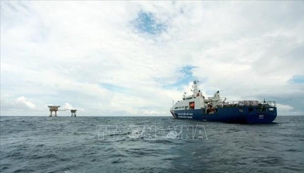 热爱越南韩国人协会呼吁中国停止侵犯国际法的行为 将船舶撤出越南专属经济区 hinh anh 1