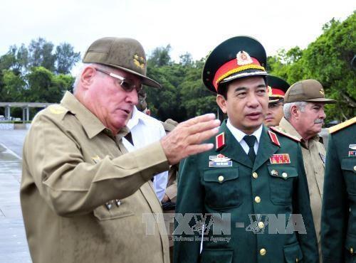 古巴革命武装力量部第一副部长兼总参谋长即将对越南进行正式访问 hinh anh 1