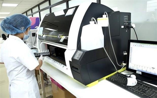  越南癌症治疗技术逐步与国际接轨 hinh anh 1