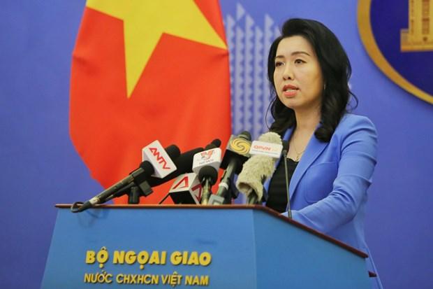 坚决反对中国海洋地质八号船队继续侵犯越南主权 hinh anh 1
