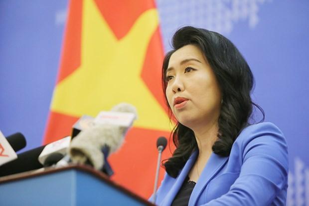 越南坚决驳斥保护记者委员会报告中的谬论 hinh anh 1