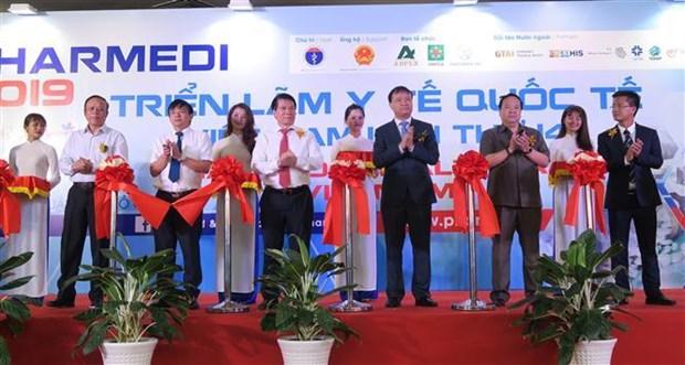 第14届越南国际医疗器械展览会在胡志明市正式开幕 hinh anh 1
