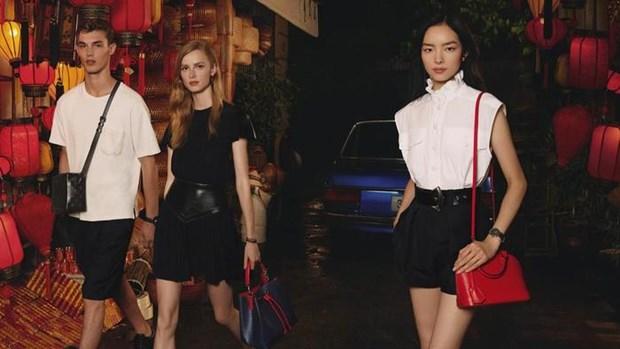 越南多个旅游景点成为路易•威登品牌宣传片中的取景地 hinh anh 3