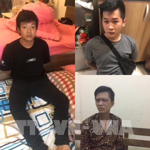 胡志明市:查获一起从柬埔寨销往越南胡志明市的毒品案件 hinh anh 1
