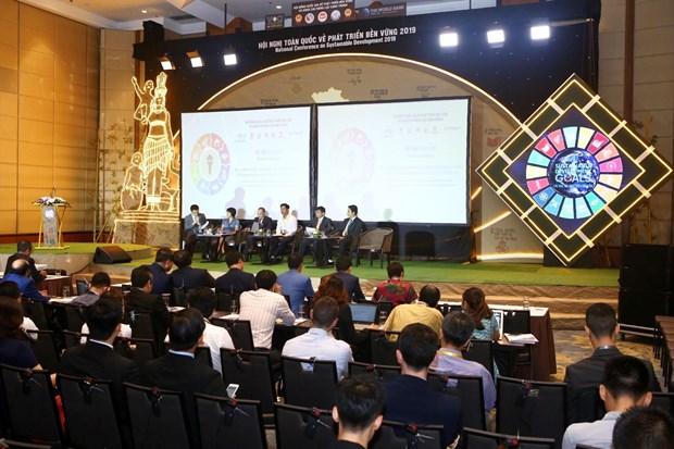 2019年全国可持续发展会议在河内召开 hinh anh 1
