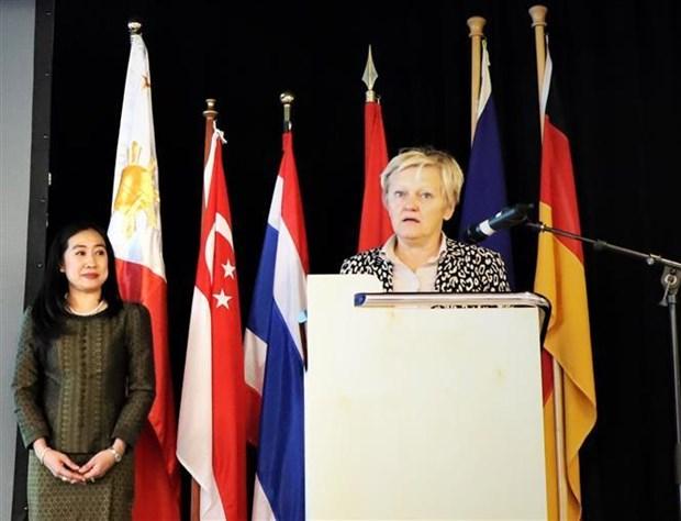 推进东盟与欧盟和东盟与德国之间的合作 hinh anh 3