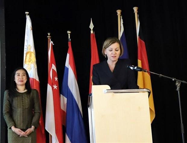 推进东盟与欧盟和东盟与德国之间的合作 hinh anh 2