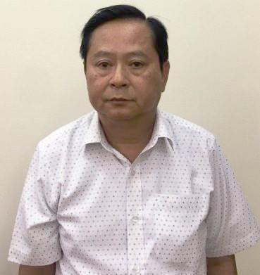 原胡志明市人民委员会副主席阮友信被提起公诉 hinh anh 1