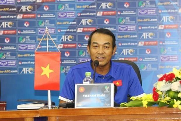 越南U16球队为参加2020年亚洲U16足球锦标赛预选赛做好准备 hinh anh 1