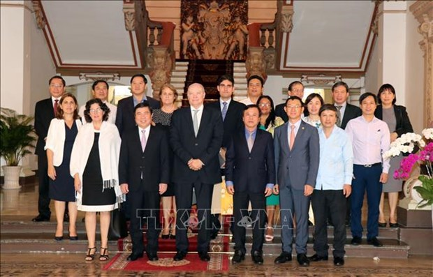 胡志明市与古巴加大投资合作力度 hinh anh 2