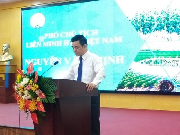 越南全国新成立合作社1024家 hinh anh 2