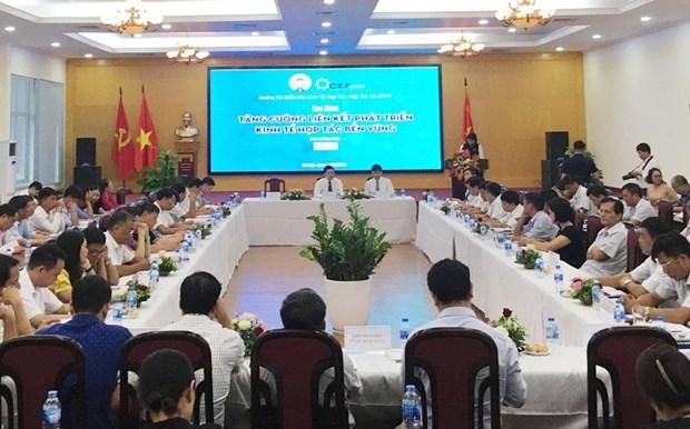 越南全国新成立合作社1024家 hinh anh 1