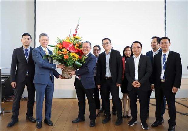 越南—德国创新网络正式亮相 hinh anh 1