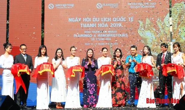 清化省举行2019年国际旅游展销会 hinh anh 1