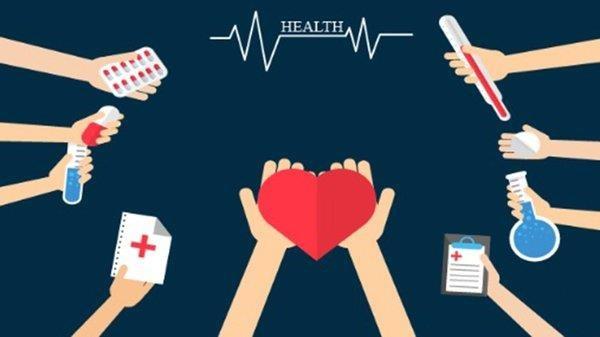 力争实现100%学生和大学生参加医疗保险 hinh anh 2