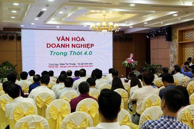 旅捷越南企业积极开展企业文化建设运动 hinh anh 1