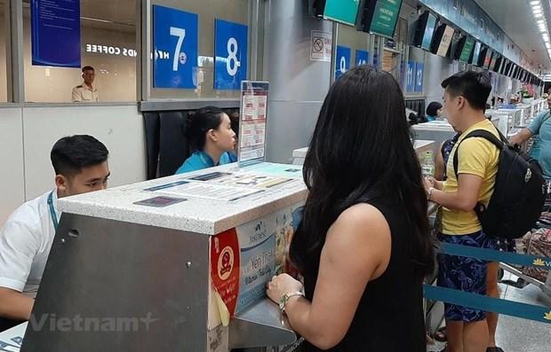 越航开始出售2020庚子年春节所有国内航线的机票 hinh anh 1