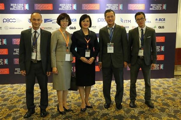 越南出席2019年印尼CSIS全球对话 hinh anh 2