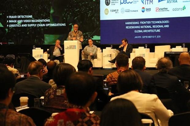 越南出席2019年印尼CSIS全球对话 hinh anh 1