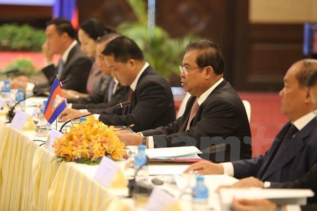 柬埔寨国家银行与越南国家银行加强合作关系 hinh anh 2
