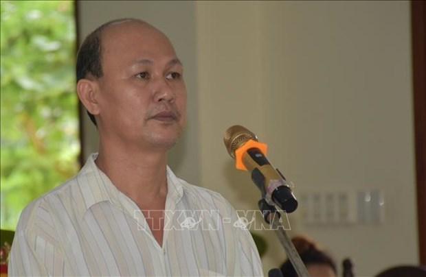 槟椥省一发布与传播含有破坏国家内容信息者被判5年监禁 hinh anh 1