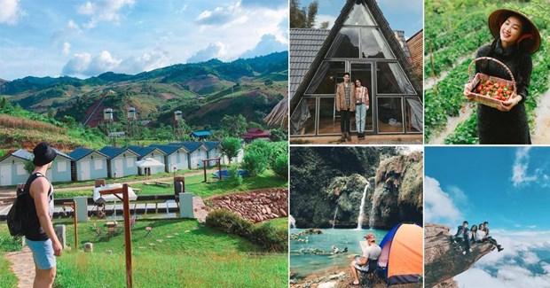 木州县推出新旅游产品 助推地方旅游业发展 hinh anh 2