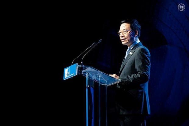 越南将承办2020年世界电信展览会 hinh anh 1
