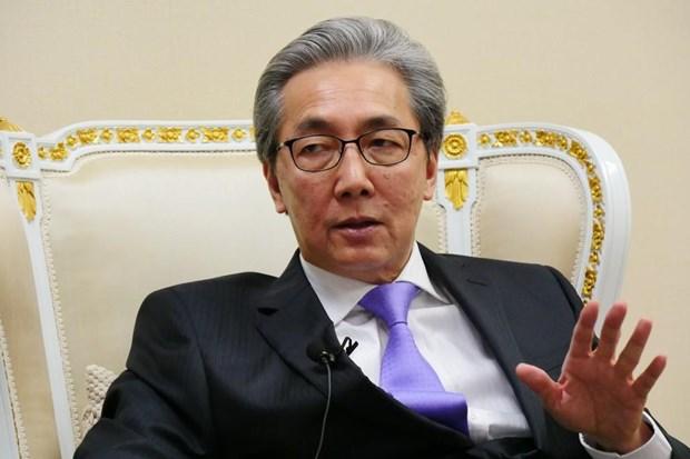 欧盟愿意重启《泰国与欧盟自由贸易协定》谈判 hinh anh 1