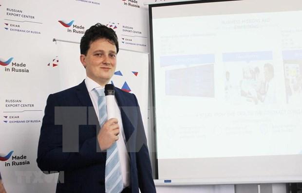 俄罗斯扩大与越南的贸易合作 hinh anh 2