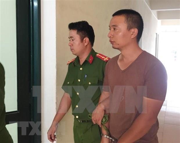 乂安省发现伪造银行卡的中国籍嫌疑人 hinh anh 2