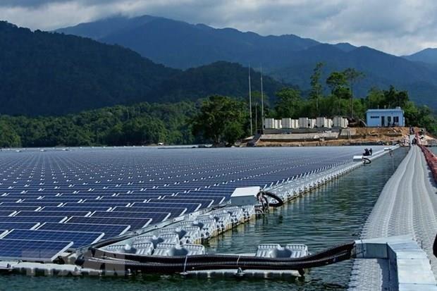越南促进可持续的能源转型 hinh anh 2